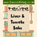 Liver and Tomato Bake