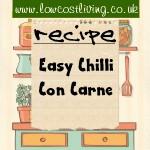 Easy Chilli Con Carne