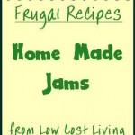 Home Made Jam Recipes - How to Make Jam at Home
