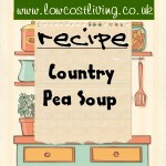 Country-style Pea Soup