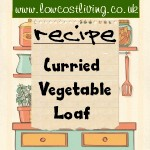 Curry Spiced Vegetable Loaf