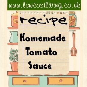 Homemade Tomato Sauce