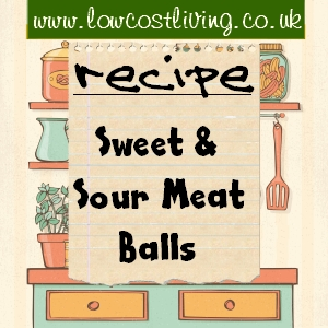 Sweet and Sour Meat Balls