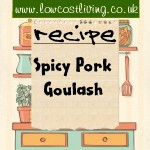 Spicy Pork Goulash