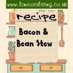 Bacon and Bean Stew
