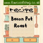 Bacon Pot Roast Recipe
