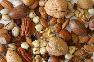 Mixed Nuts for Nut Shortcrust Pastry