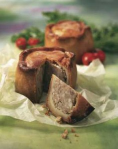 Pork Pies Using Hot Water Pastry