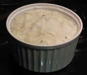 Bread Sauce Recipe
