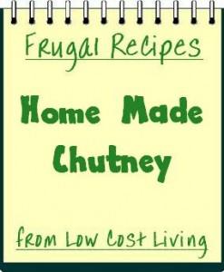 Home Made Chutney Recipes