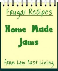 Home Made Jam Recipes