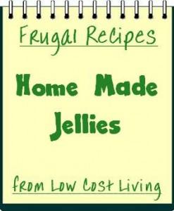 Home Made Jelly Recipes