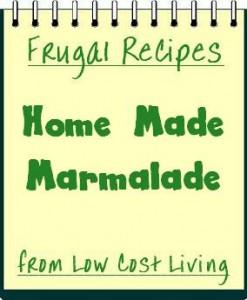 Home Made Marmalade Recipes