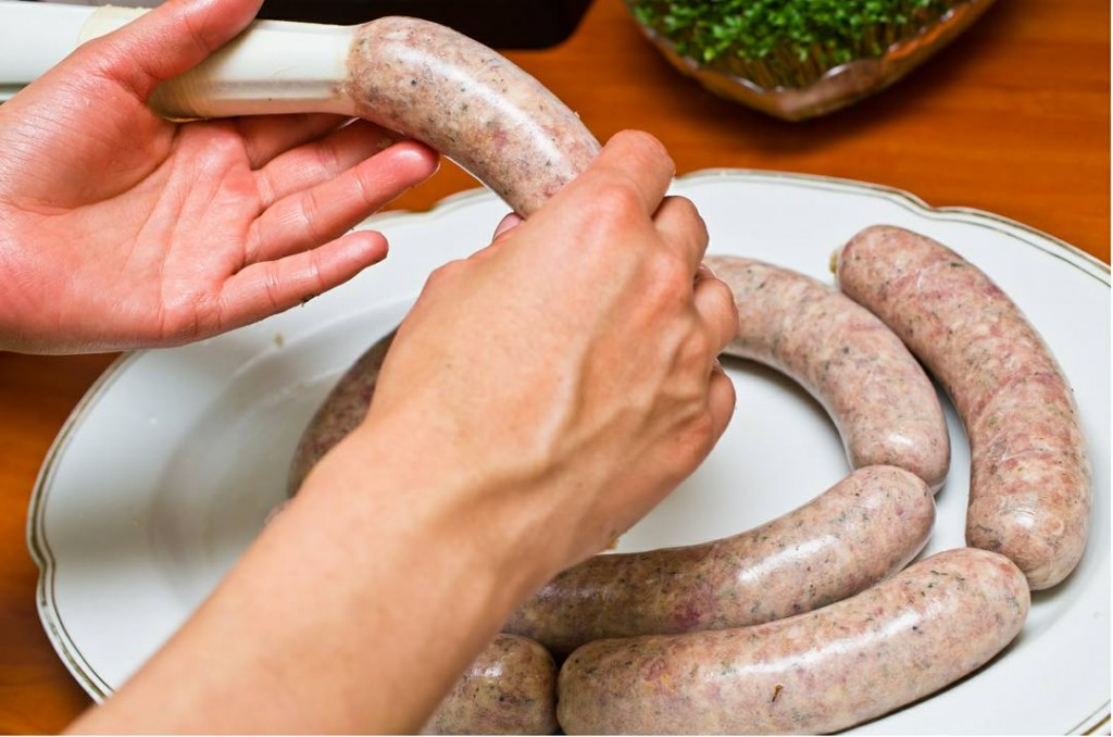 Making Sausages