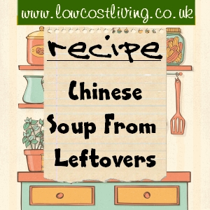 Chinese Soup Recipe