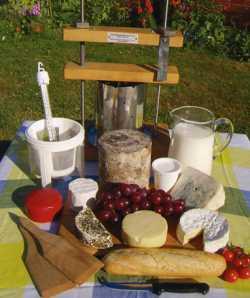 Various Cheese Making Equipment