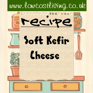 Kefir Soft Cheese