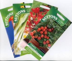 Free Suttons Seeds