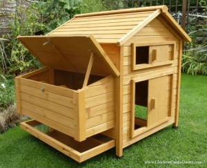 Devon Low Cost Chicken Coop