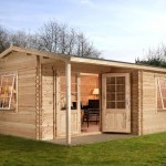 Garden Buildings – Outdoor Garden Rooms