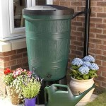 Saving Water & Rainwater Harvesting