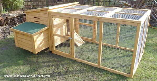Kent Budget Chicken Coop with Run