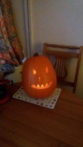 Carved Pumpkin - Pumpkin Recipes