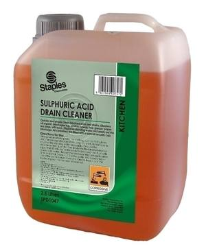 Sulphuric Acid Drain Cleaner