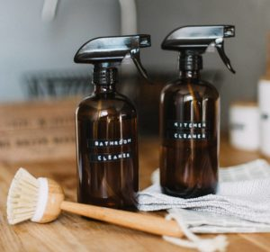 Cleaning Products: Photo Daiga Ellaby