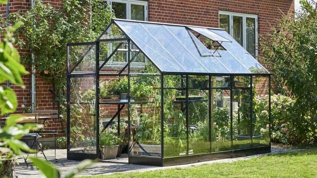 Qube 6x10 Greenhouse